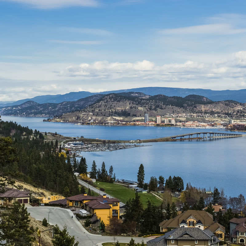 Okanagan Valley Hotels: The History of West Kelowna