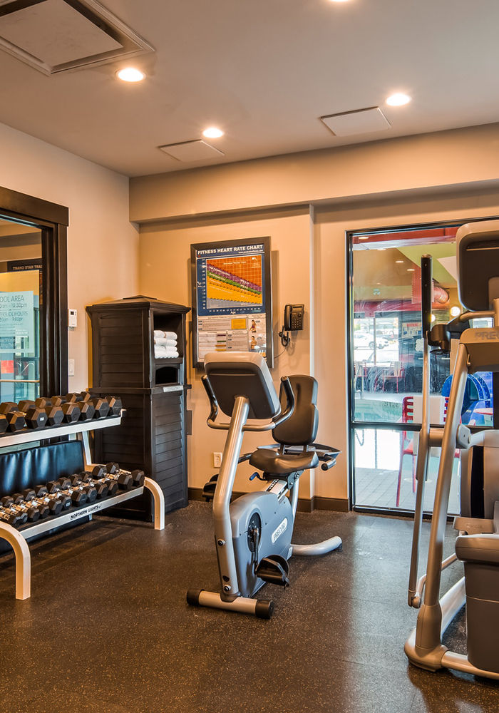 West Kelowna Hotel Gym
