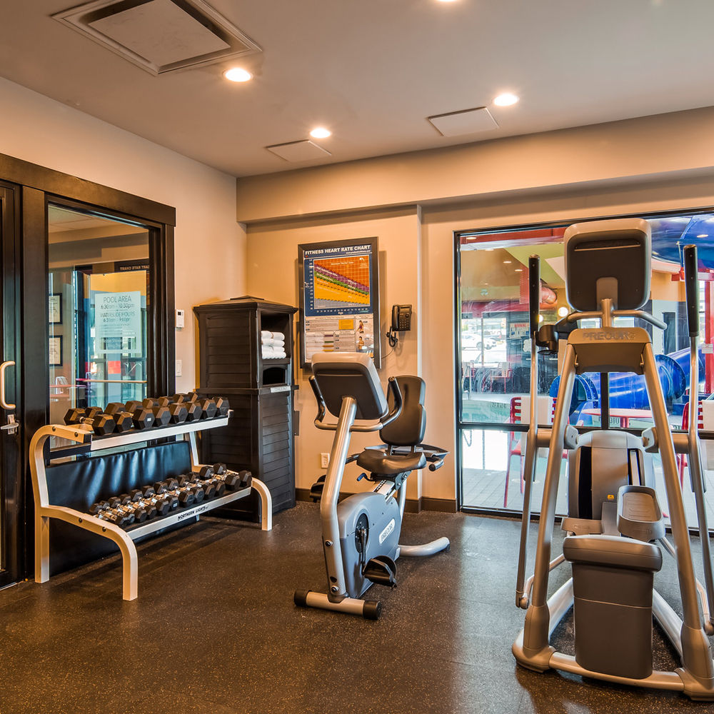 West Kelowna Hotel Fitness Centre