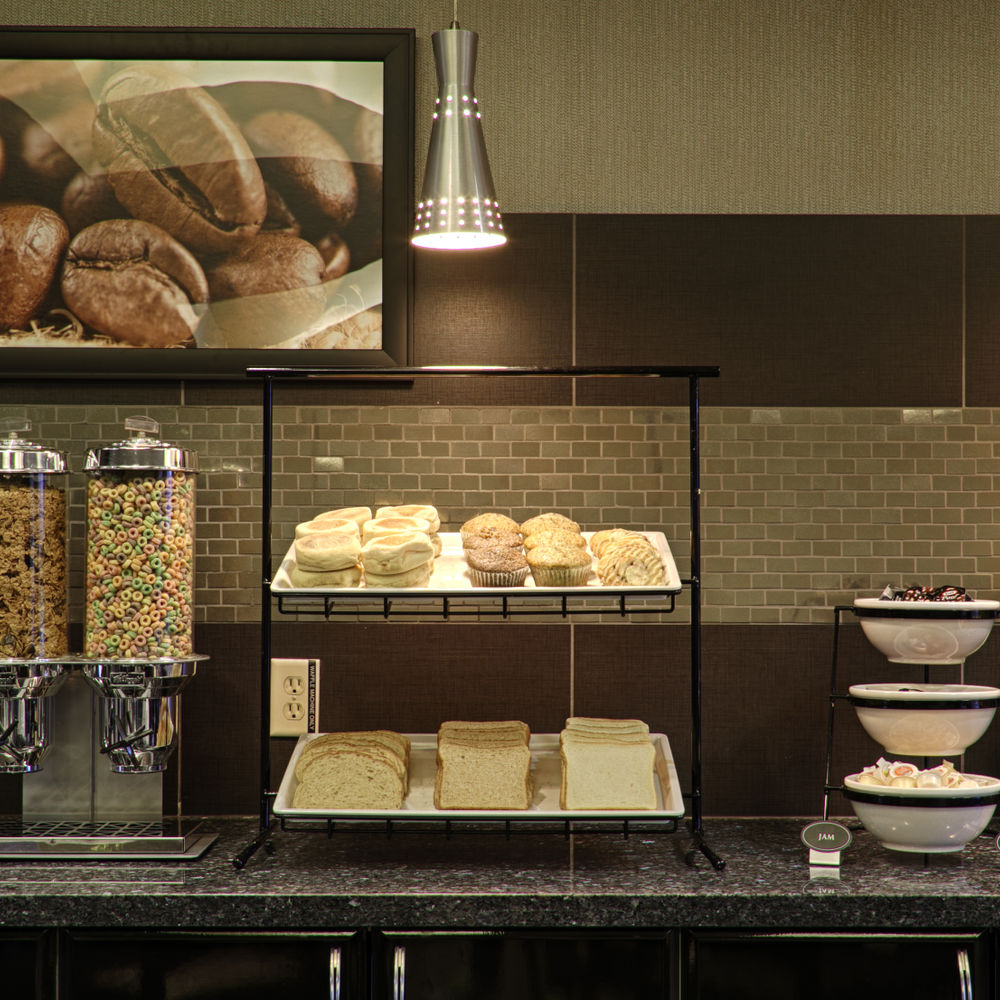 Best Western Breakfast Buffet