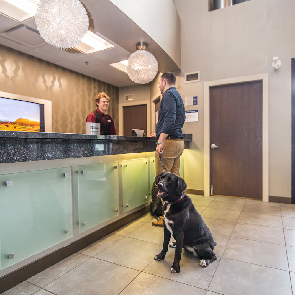 Best Western Wine Country pet friendly