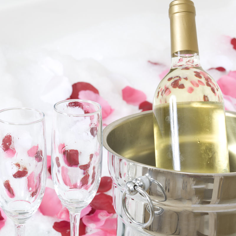 Wine, Chocolate and Romance