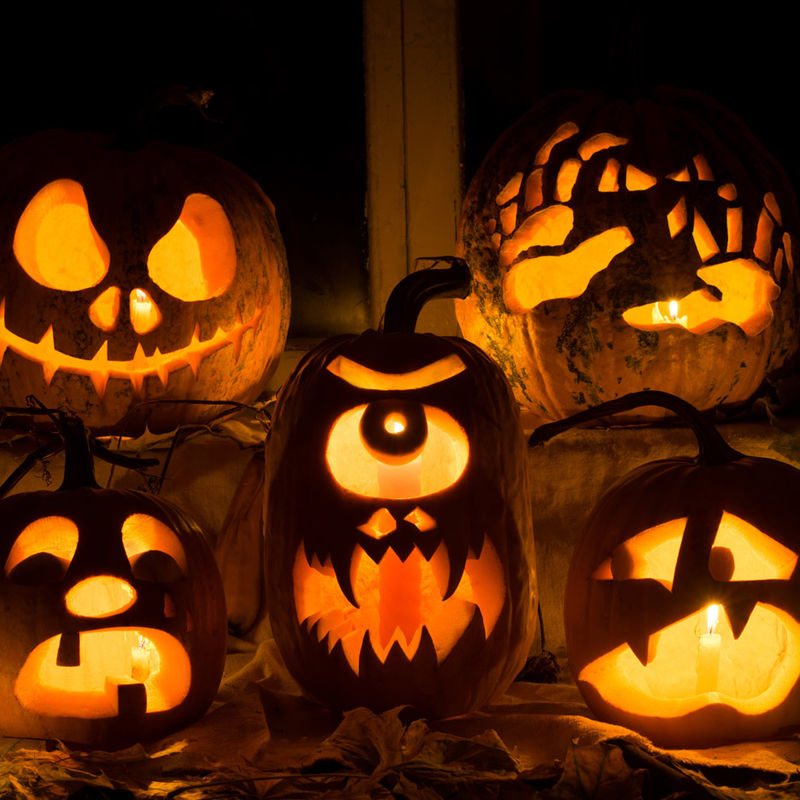 On the Road: Halloween Fun on the 97 from your Hotel in West Kelowna
